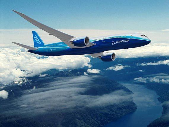 波音787飞机介绍-飞机模型礼品销售网