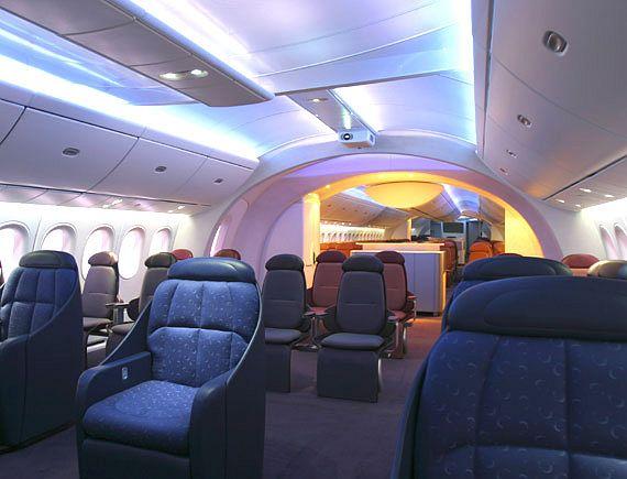 波音787飞机介绍