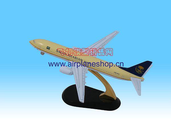 沙特b737-800-飞机模型礼品销售网